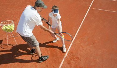 Tennis U9 Green Ball (10 hours per week)