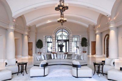 Hotel Principe Felipe Lobby