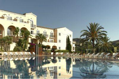 Hotel Principe Felipe Pool View