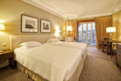 Hotel Principe Felipe Standard room