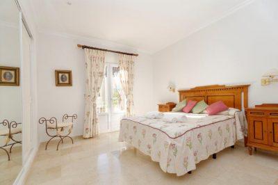 Las Brisas 78 Master bedroom