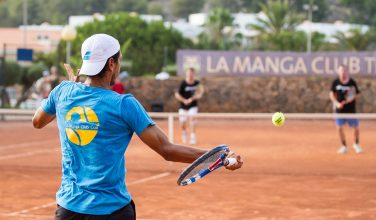 Tennis U19, U15, U12 Full Day (27 hours)