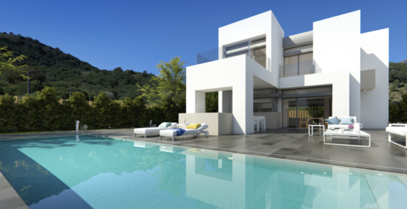 Las Acacias Luxury Villas With Private Pools
