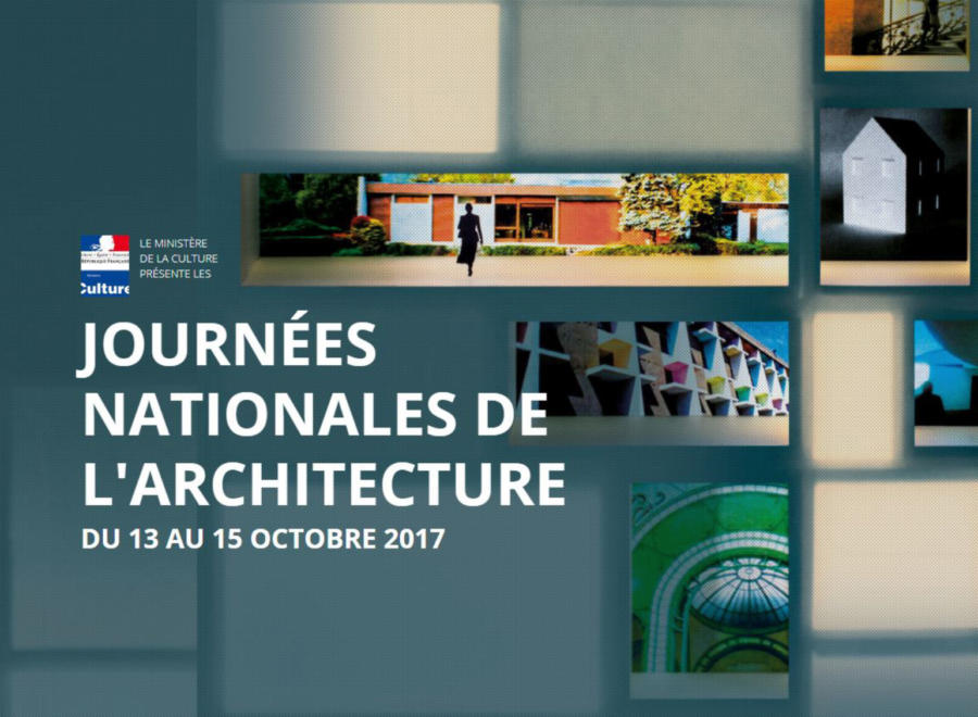 Slide Journee Nationale De L Architecture 2017