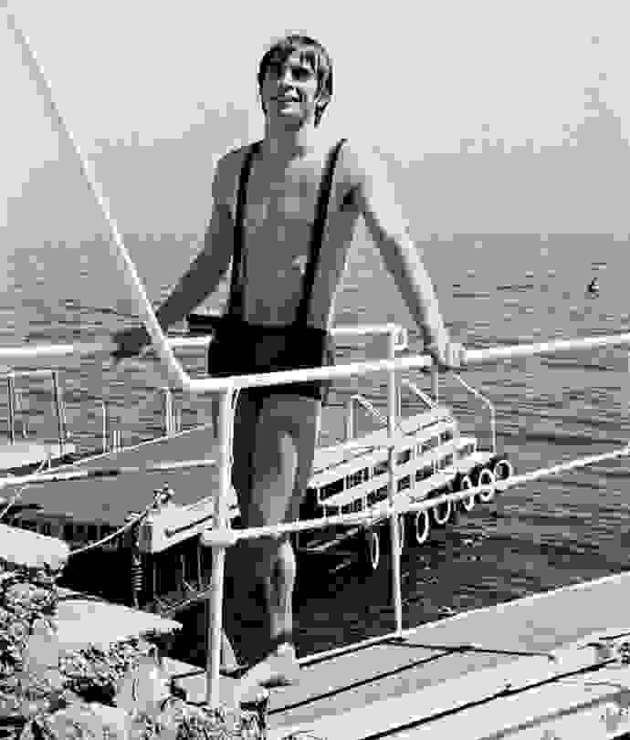 Rudolf Nureyev Cover