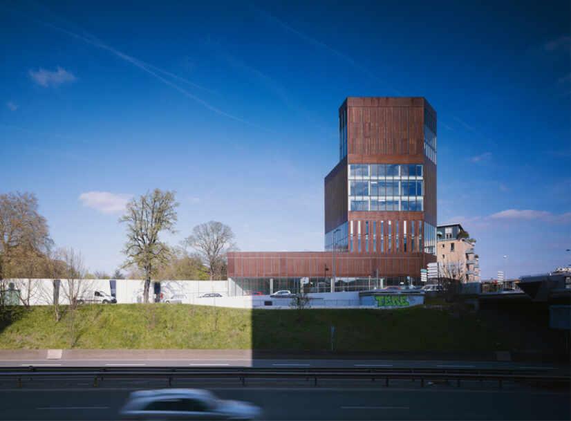 Lille lan local architecture network paris