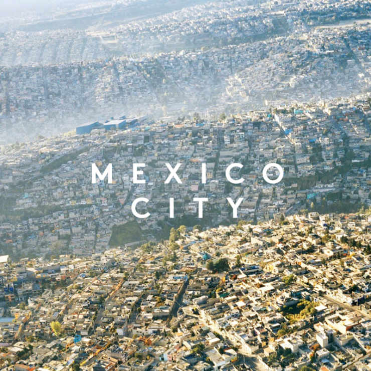 Mexico City Cover