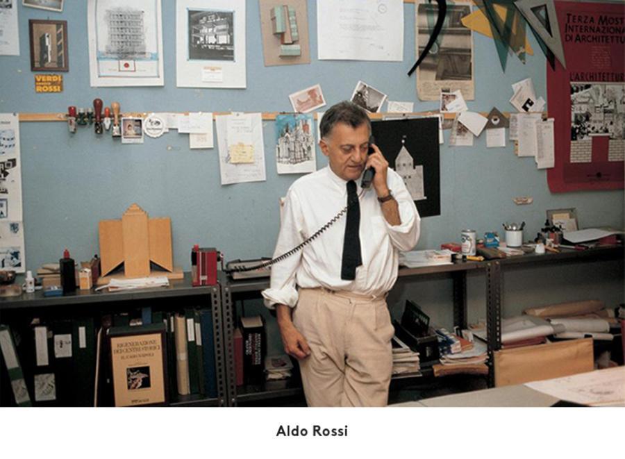Slide Aldo Rossi