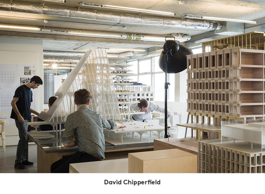 Slide David Chipperfield