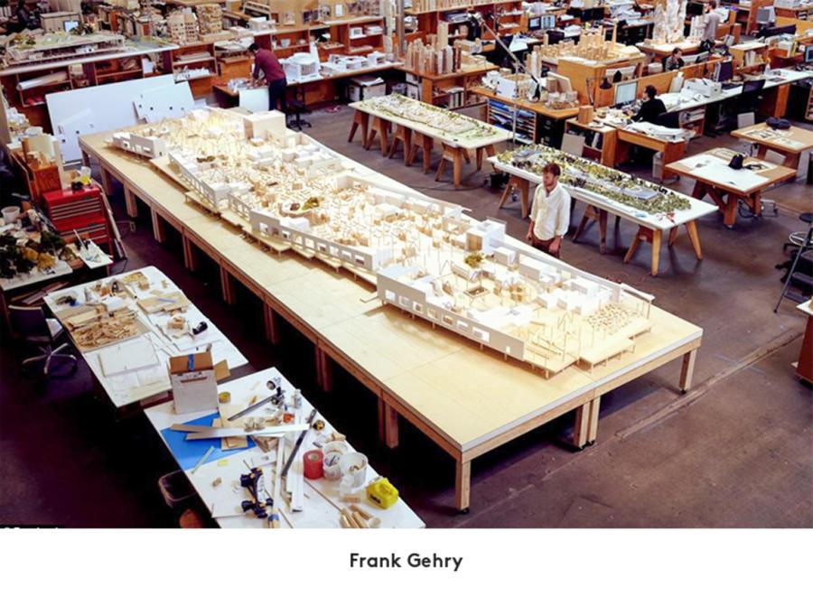 Slide Franck Gehry