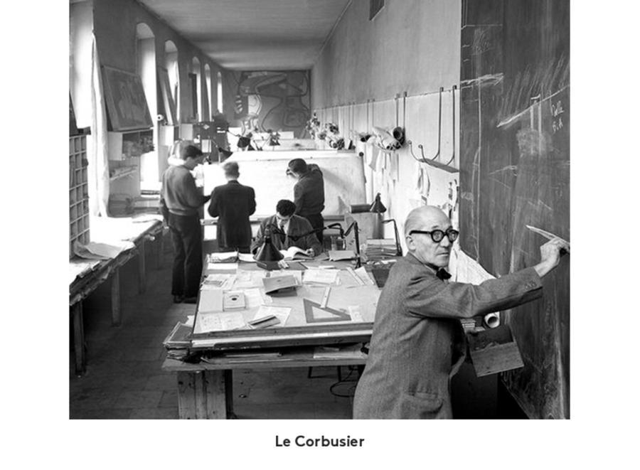 Slide Le Corbusier