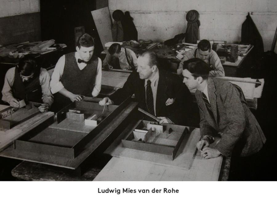 Slide Ludwig Mies Van Der Rohe