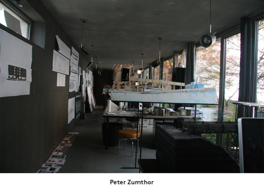 Slide Peter Zumthor