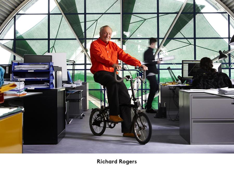 Slide Richard Rogers
