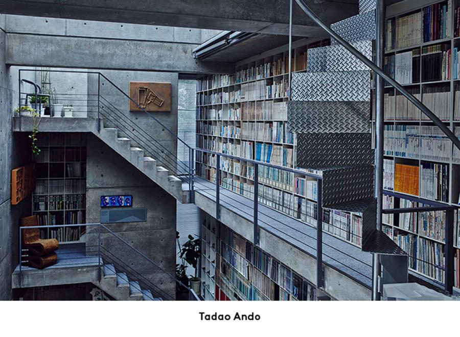 Slide Tadao Ando
