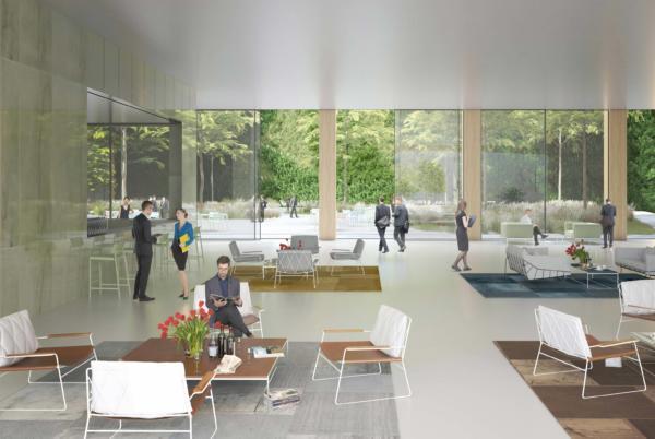 Projet Icade Lan Terrasse Cafe