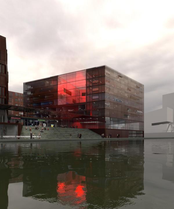 Lan Hafencity Hd Nuages