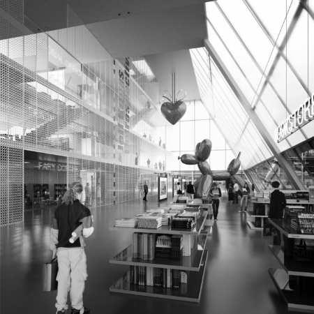 Libr Lan Vue Book Shop