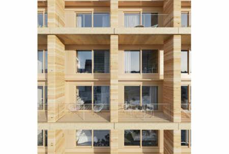 150 Facade Detail Beton