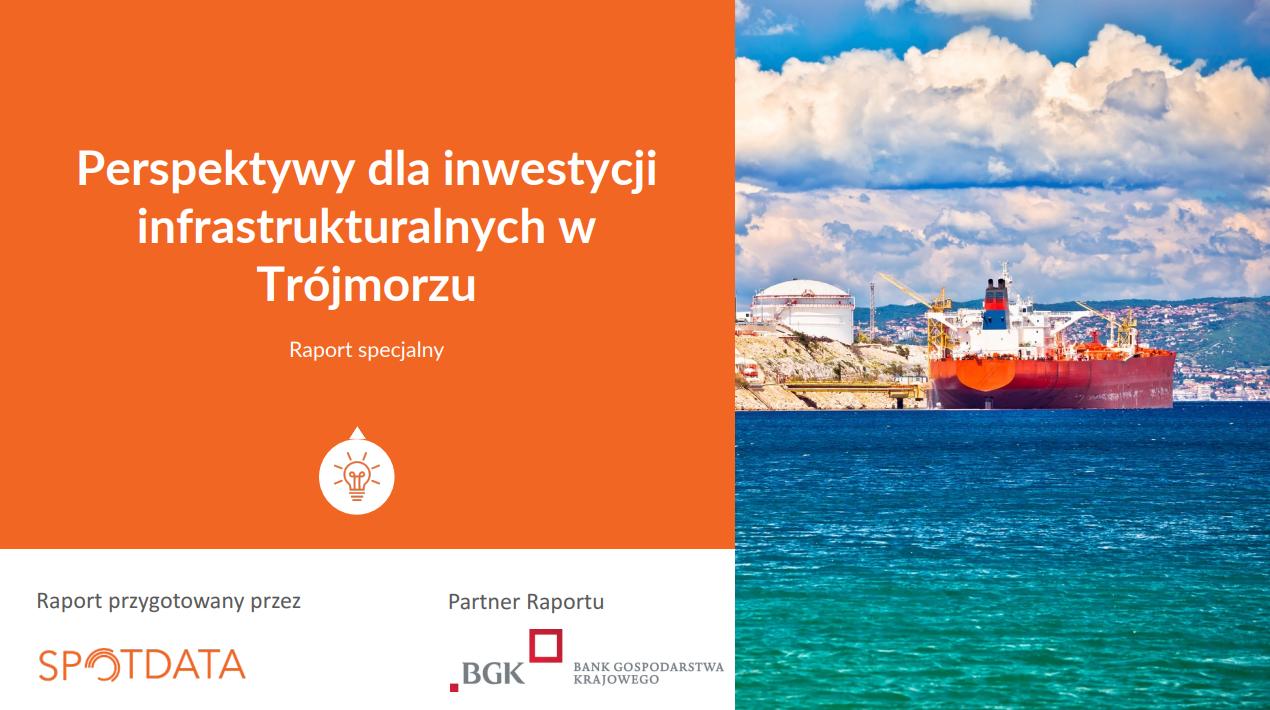 SpotData - raport - Inwestycje w Trójmorzu