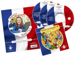 French Scheme of Work for KS2 - Years 5&6 cover