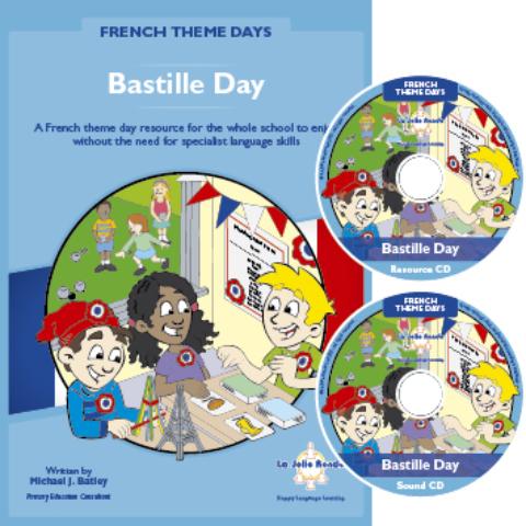 Bastille Day Theme Day