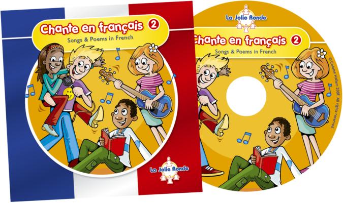 Chante En Francais 2 Aug 2008