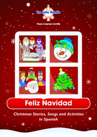 Feliz Navidad Booklet Cover V2