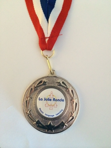 French  Medal