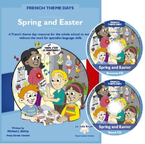 Fr Spring Easter Cover
