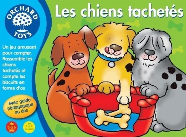 Les Chiens Tachetes Box Front