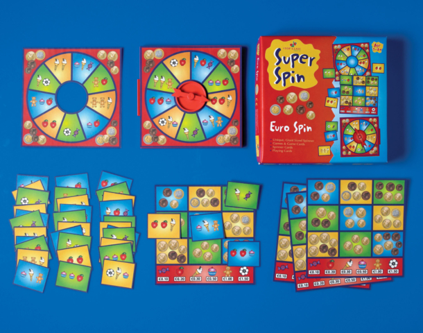 Tc1111 Euro Spin Game