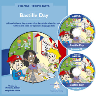 Theme Days - French, Bastille Day
