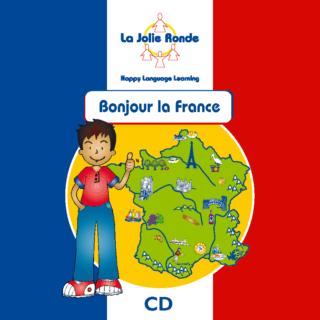 Bonjour (original) CD