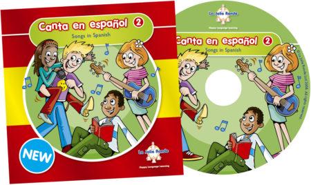 Canta en español 2 CD