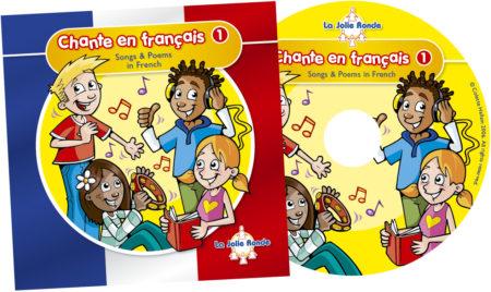 Chante en Français 1 CD