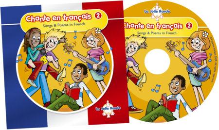Chante en Français 2 CD