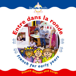 Entre dans la ronde Child CD