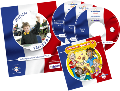 French Scheme of Work for KS2 - Years 3&4