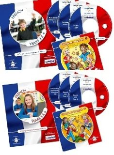 Special Offer - Complete French Scheme of Work for KS2 - Years 3 &4 and 5&6