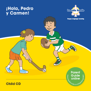 Hola Pedro (2017 edition) CD