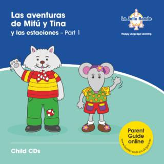 Las aventuras Part 1 (juguetes) - CD