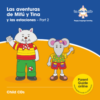 Las Aventuras (amigos) CD - Part 2