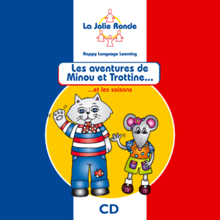 Les Aventures CD (Original)