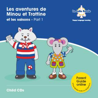 Les aventures Part 1 (jouets) CD