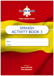 Spanish Scheme of Work - Year 3 Workbook