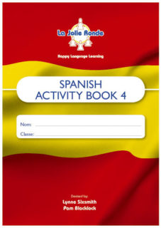 Spanish Scheme of Work - Year 4 Workbook