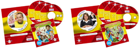 Special Offer - Complete Spanish Scheme of Work for KS2 - Years 3,4,5&6