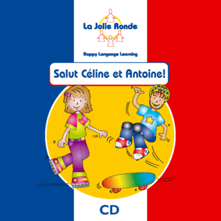 Salut Céline (original) CD