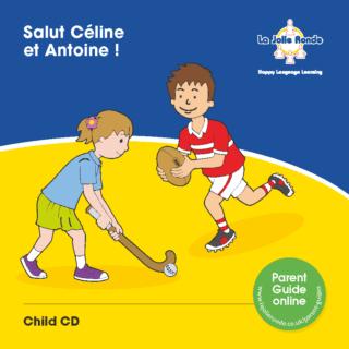Salut Céline et Antoine  - CD
